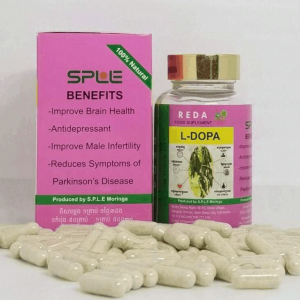 L-DOPA 500mg Capsules – One Bottle 90 Capsules